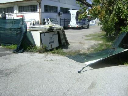 Fano, furto in un'azienda in via Enrico Mattei. Rubato furgone con materiale pronto per la consegna