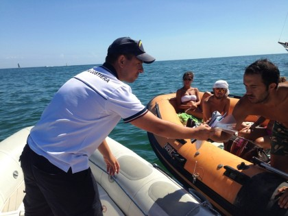 Gli interventi della Guardia Costiera di Pesaro nel weekend di Ferragosto – VIDEO