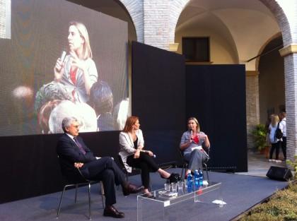 Passaggi Festival, la Mogherini è stata qui