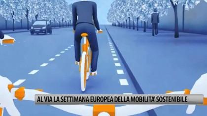 Al via la Settimana Europea della Mobilità Sostenibile – VIDEO