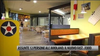 Assunte 12 persone all'Avioland, il nuovo Fast Food fanese – VIDEO