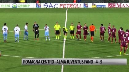 Romagna Centro – Alma Juventus Fano  4-5