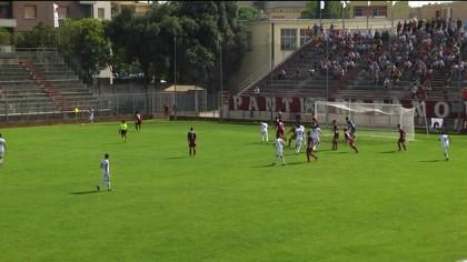 Castelfidardo blocca l'Alma sullo 0 a 0 nella prima di campionato al Mancini – VIDEO