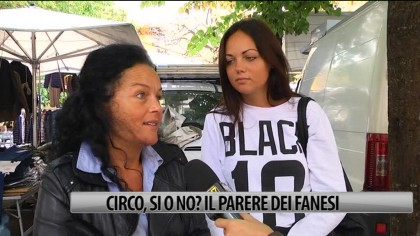 Circo, si o no? Il parere dei fanesi – VIDEO