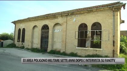 Ex area poligono militare sette anni dopo l'intervista su Fano TV – VIDEO