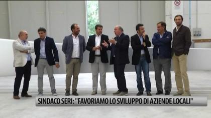 """Sindaco Seri: """"Favoriamo lo sviluppo di aziende locali"""" – VIDEO"""