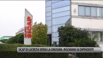 SICAP di Lucrezia verso la chiusura, rischiano 50 dipendenti – VIDEO