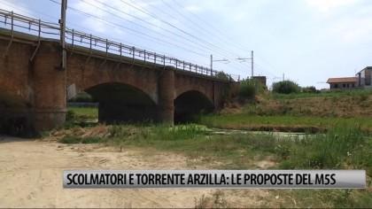 Scolmatori e torrente Arzilla: le proposte del M5S di Fano – VIDEO