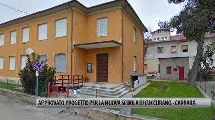 Approvato progetto per la scuola di Cuccurano-Carrara – VIDEO