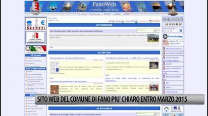 Sito Web del Comune di Fano più chiaro entro Marzo 2015 – VIDEO