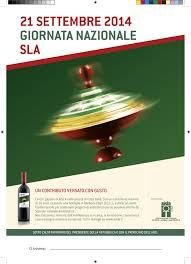 Giornata nazionale sulla SLA il 21 settembre: Aisla presente in otto piazze marchigiane