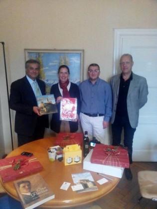 Collaborazione Mercatini di Natale tra Bolzano, Merano e Mombaroccio