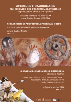 Fano, aperture straordinarie del Museo Civico del Palazzo Malatestiano