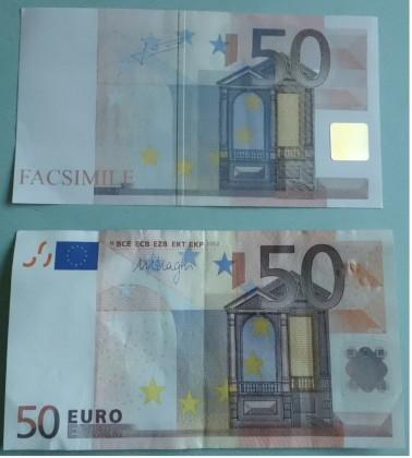 Marotta: dal cambiamonete di un'agenzia di scommesse trovate banconote 'fac-simile'
