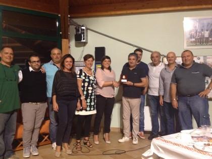 """La società """"Tiro a Volo Fano"""" festeggia il 2° posto al Campionato Italiano di Fossa Olimpica"""