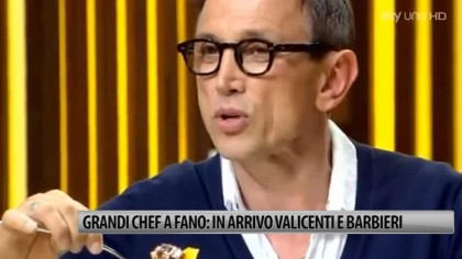 Grandi Chef a Fano: in arrivo Valicenti e Barbieri – VIDEO