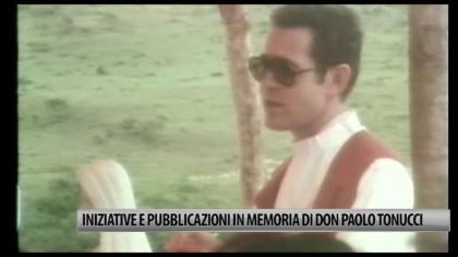 Iniziative e pubblicazioni in memoria di Don Paolo Tonucci – VIDEO