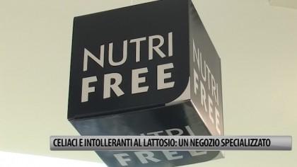 Celiaci e intolleranti al lattosio: un nuovo negozio specializzato – VIDEO