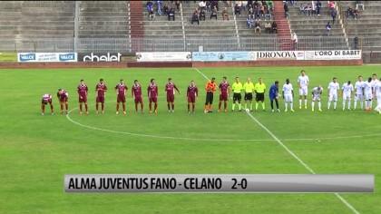 Alma Juventus Fano: vince 2-0 contro il Celano – VIDEO
