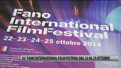 26° Fano International Film Festival dal 22 al 25 ottobre – VIDEO