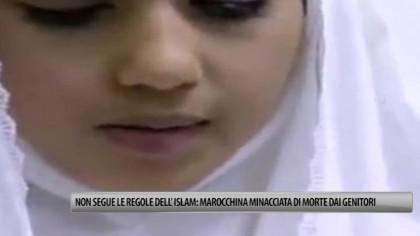 Minacce di morte alla figlia che vuole vivere all'Occidentale. Denunciati i genitori – VIDEO