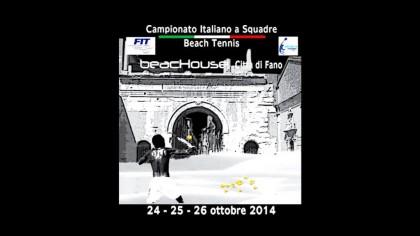 Campionato Italiano a Squadre di Beach Tennis dal 24 al 26 ottobre – VIDEO
