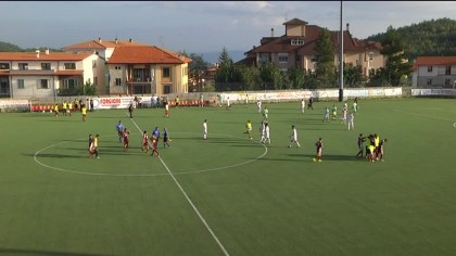 Agnonese – Alma Juventus Fano 1-0 – VIDEO