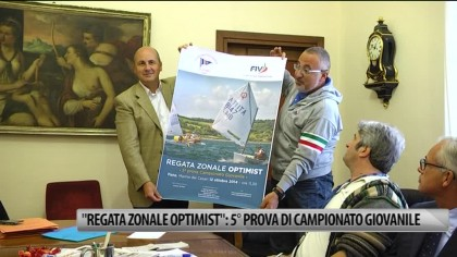 """Regata Nazionale Optimist"" : 5°prova di campionato giovanile – VIDEO"