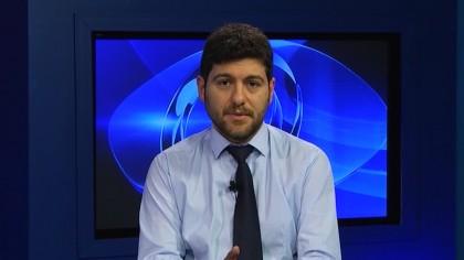 Maltempo: il sindaco di Cartoceto Enrico Rossi sale su gru e fa lo sciopero della fame – VIDEO
