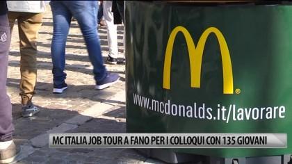 MCItalia Job Tour a Fano per i colloqui con 135 giovani – VIDEO