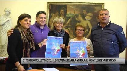 Fano, 5° torneo volley-misto: il 9/11 alla scuola F.Montesi a Sant'Orso – VIDEO
