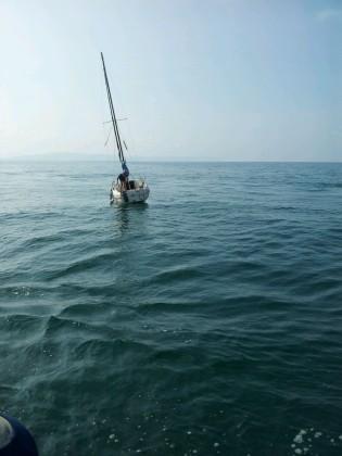 Diportista soccorso al largo di Pesaro in stato confusionale