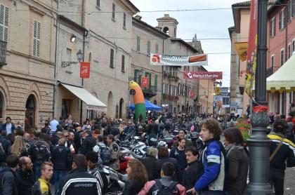 Motoraduno Internazionale del Tartufo a Sant'Angelo in Vado dal 17 al 19 ottobre
