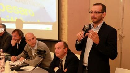 Sindaco di Pesaro Matteo Ricci: «Entro un mese il nuovo city-brand»