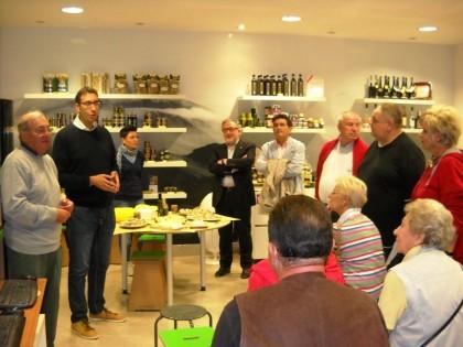 Turisti austriaci nella provincia di Pesaro e Urbino per apprezzare olio e tartufo