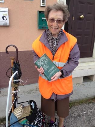 A 90 anni da Mantova a Loreto a piedi in pellegrinaggio – VIDEO