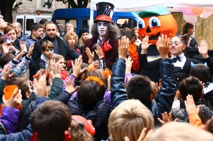 Halloween: a Corinaldo giochi, laboratori e animazione per bambini il 25, 26 e 31 ottobre