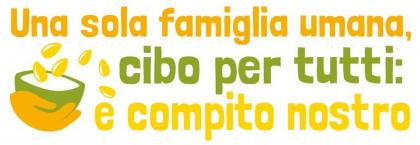 """""""Una sola famiglia umana, cibo per tutti è compito nostro"""" : convegno 21 Ottobre"""