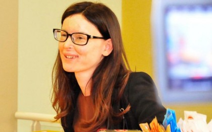"""Lucia Annibali a Fano per la 4^ edizione di """"con le parole giuste"""" – VIDEO"""