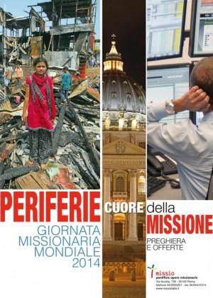 88esima Giornata Missionaria Mondiale: il 24 ottobre marcia da Santa Croce a San Luigi