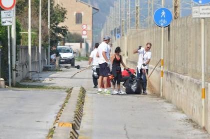 """""""Puliamo il Mondo, Puliamo la ciclabile Fano Pesaro"""": """"Un'esperienza bella e condivisa"""""""