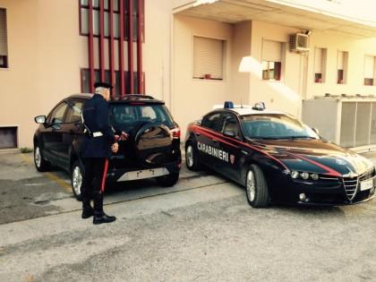 Ruba un'auto a Fano: arrestato un 19enne moldavo