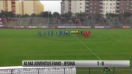 Alma Juventus Fano – Jesina: 1 – 0   – VIDEO