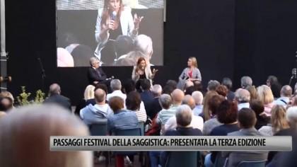 Passaggi Festival della Saggistica: presentata la terza edizione – VIDEO