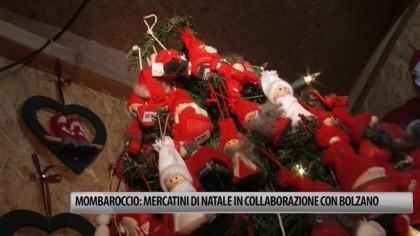 """Mombaroccio, presentati i """"Mercatini di Natale"""" in collaborazione con Bolzano – VIDEO"""