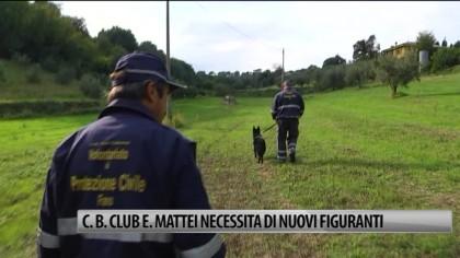 Il C.B. Club E.Mattei necessita di nuovi figuranti – VIDEO