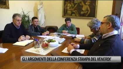 Giunta Fanese: gli argomenti della conferenza stampa del venerdì – VIDEO