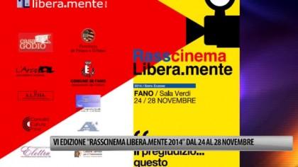 """VI edizione """"Rasscinema Libera.mente 2014"""", dal 24 al 28 novembre – VIDEO"""