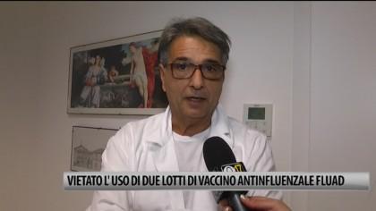 """Vietato l'uso di due lotti di vaccino antinfluenzale """"Fluad"""" – VIDEO"""