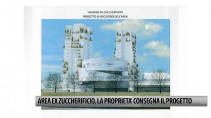 Area ex zuccherificio, la società Madonna Ponte consegna il progetto – VIDEO